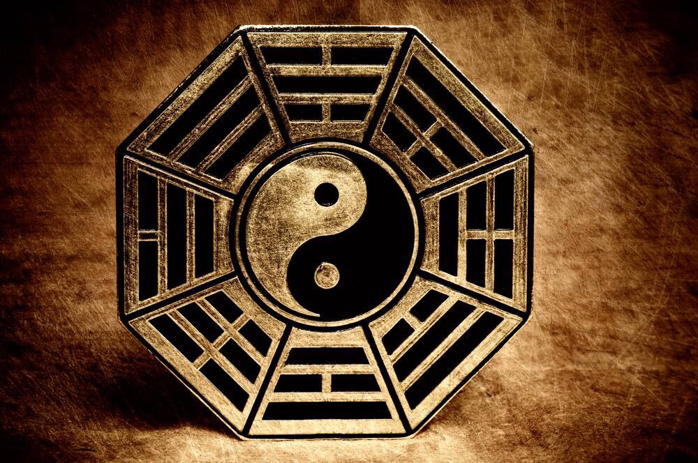 I-ching divination